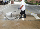 Commercial Concrete Cleaning Atascocita