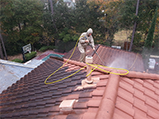 Atascocita Tile Roof Cleaning
